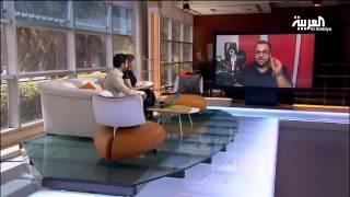 شاب سعودي يقلد راشد الماجد وبلقيس