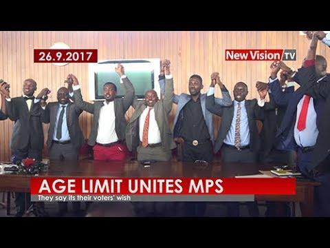 Age limit unites MPs