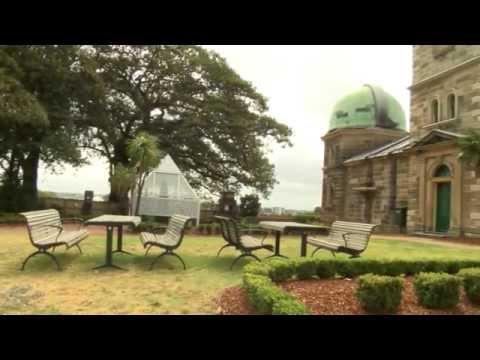 Sydney Observatory Visual Postcard