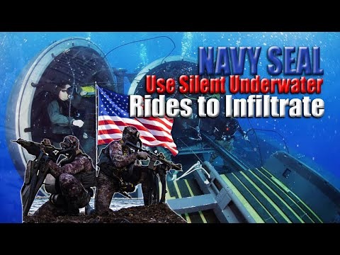 US Navy SEAL Special Forces Land Right Under The Enemy's Nose