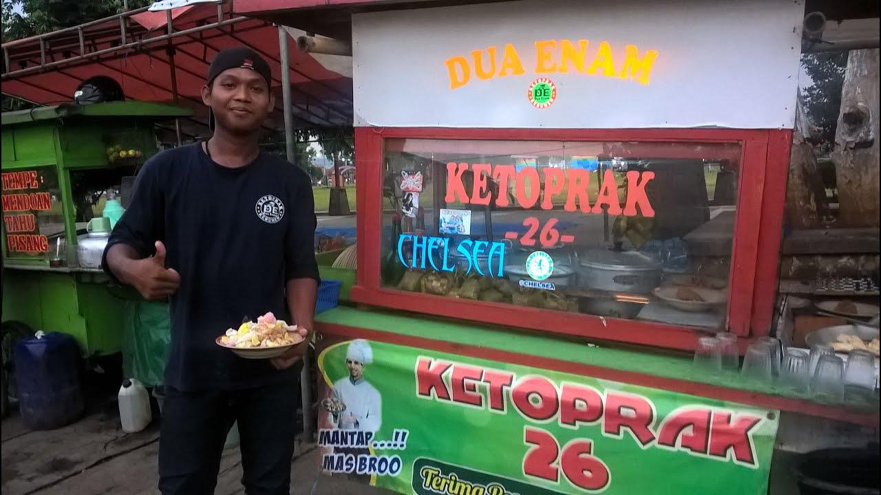 Ketoprak Indonesian Street Food Youtube