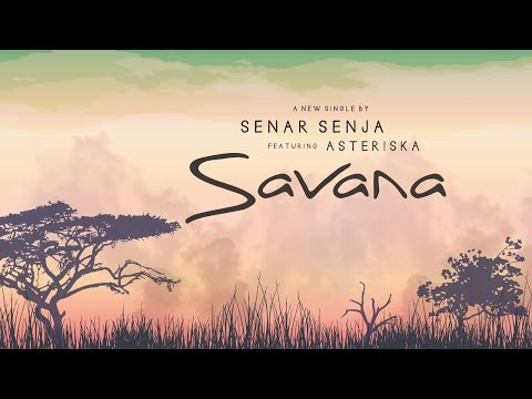 "Senar Senja ""Savana"" Feat. Asteriska (Video Lirik)"