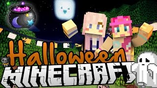 Trick or Treating! | Minecraft Halloween Carnival Map