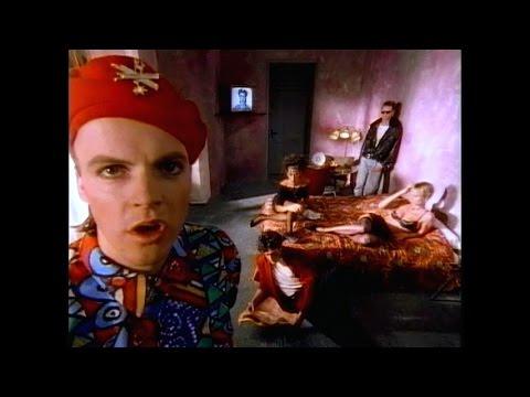 Hubert Kah - Welcome, Machine Gun (Video 1989)