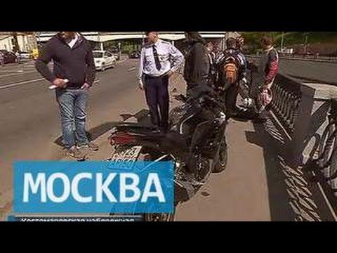 Смотреть В Москве при столкновении с