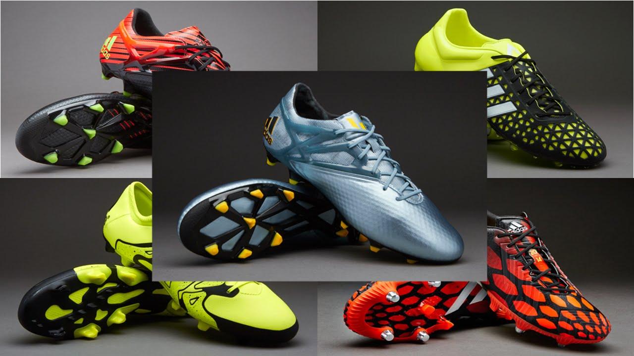Top 10 Adidas Football Boots - YouTube