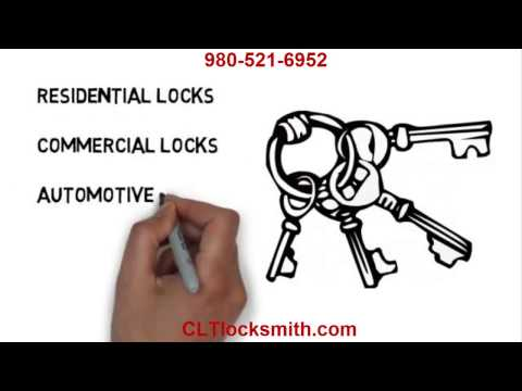 Charlotte Locksmith | 980-521-6952 | CLT Locksmith Co.