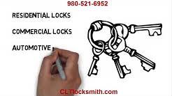 Charlotte Locksmith | 980-521-6952 | CLT Locksmith Co.