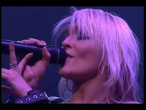 Doro and Lemmy Kilmister Love Me Forever Live 2003 HD