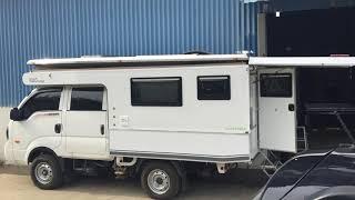 더블캡 트럭캠핑카 (창원캠핑카 010-2559-6416)