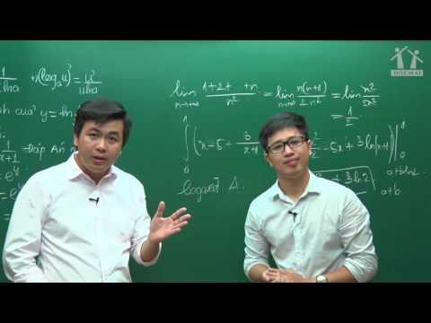 [PEN-C N3 - Toán - Thầy Tuấn & Thầy Tùng] Phương pháp làm bài thi toán trắc nghiệm