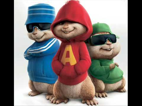 NEW Alvin and the chipmunks 3 - GET LOW REMIX (LIL JON)
