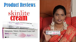 SKIN LITE CREAM  Product Review ( TAMIL)