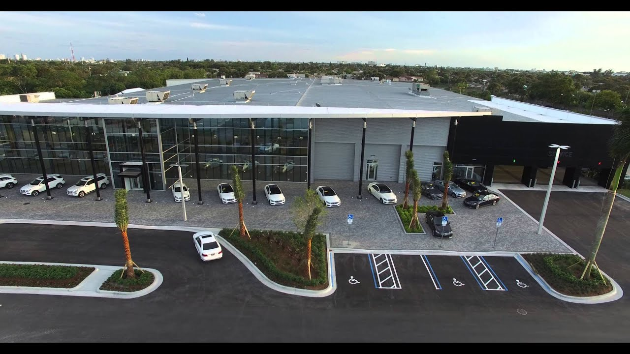 MERCEDES BENZ OF POMPANO BEACH - YouTube