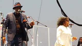 """SOS BAND Live """"The Finest"""" Antelope Valley Fair 8-18-17"""