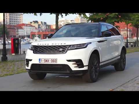 2018 Range Rover Velar Price In Sale - 2018 Range Rover Velar HSE R Dynamic