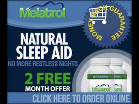 Types Of Insomnia And 1 Natural Sleep Aid Today Melatrol Sleep With Ease Youtube