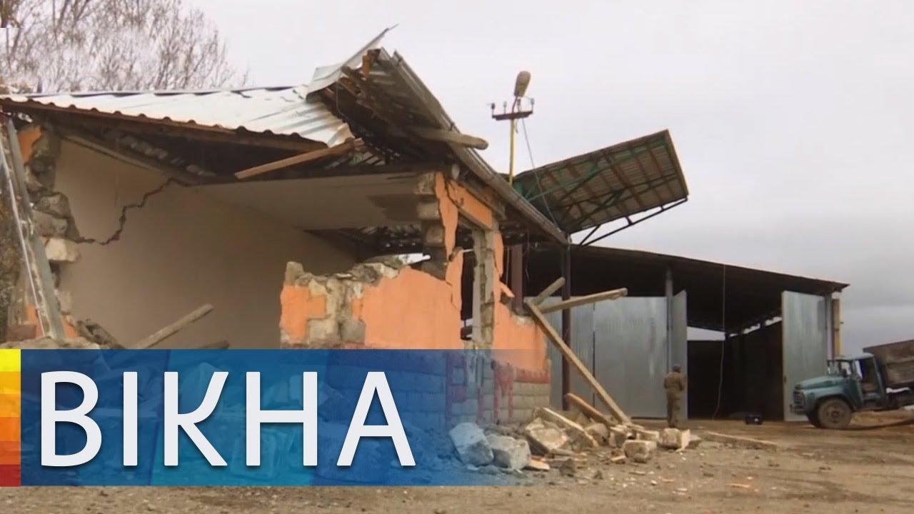 Разрушают дома! Как армяне покидают Нагорный Карабах и сжигают мосты | Вікна-Новини MyTub.uz