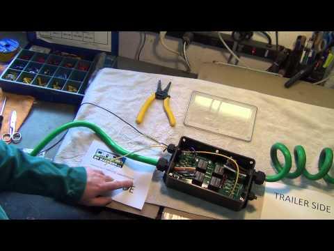 Build an RV Hauler -Step 23- Install...