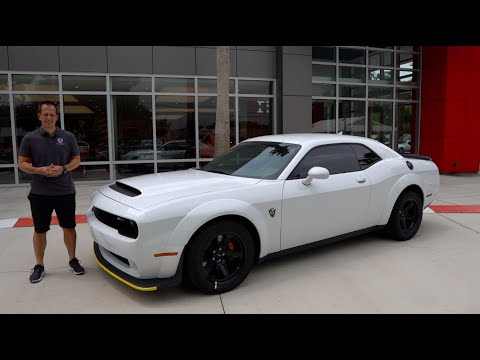 Did Dodge make a MISTAKE with the 2018 Demon?