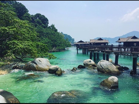 Pangkor Laut Resort | Vacation in Paradise