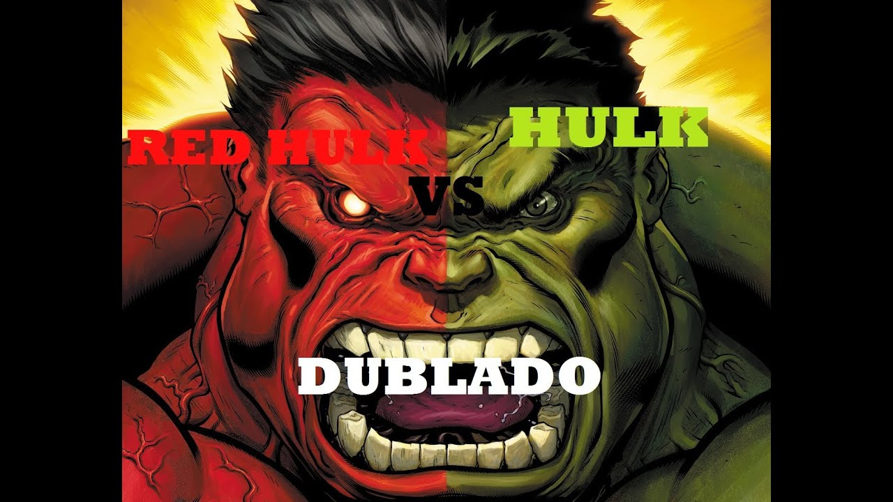 Hulk vs red hulk the avengers the mightiest heroes - Pictures of red hulk ...