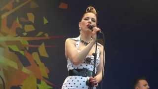 Imelda May Baby of mine Westport music festival 2013