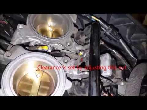 Triumph Daytona [-] Calibration of TPS/ISCV with TuneECU
