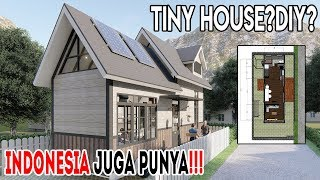 Bangun Rumah Di Desa Paling Bagus Cuma 60jtan Dari Desain Rumah Ini?