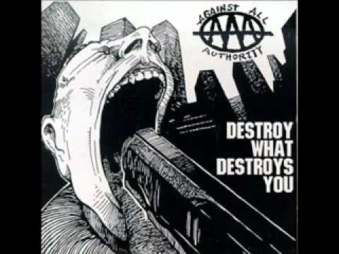 Against All Autority - Freedom
