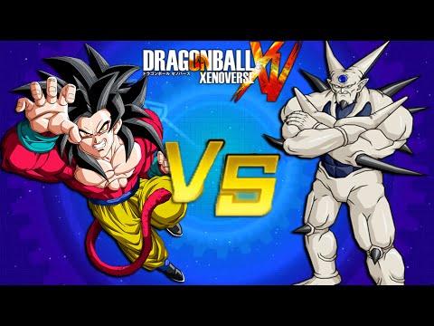 Dragon ball xenoverse ps4 goku ssj4 vs omega shenron - Dragon ball xenoverse ss4 vegeta ...