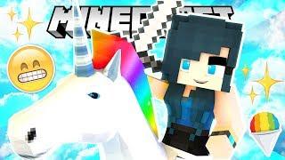THE MOST EVIL MAGICAL UNICORN! (Minecraft Build Battle)
