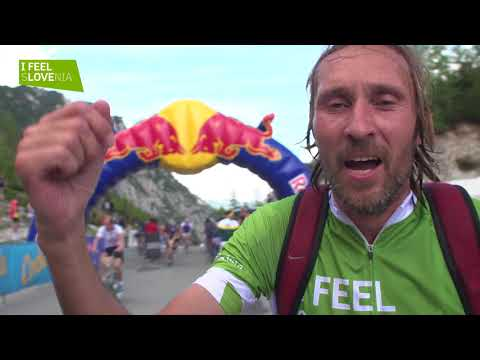 Cycling ambassadors of Slovenia 2018: Kranjska Gora and Goni Pony Red Bull race