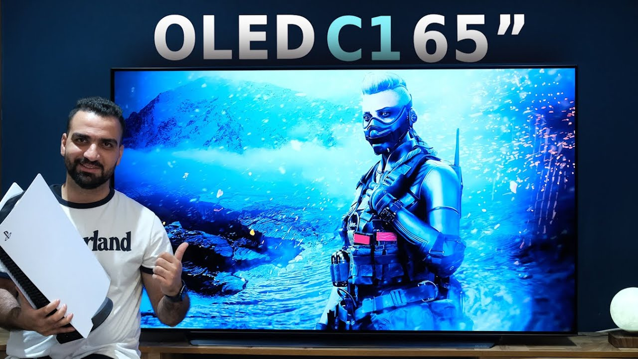 "أقوى شاشة لعام 2021    LG OLED 65"" C1"