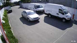 Дневная съёмка IP камера xvi EI 2112ZIP-IR, 2Mpx 1/3