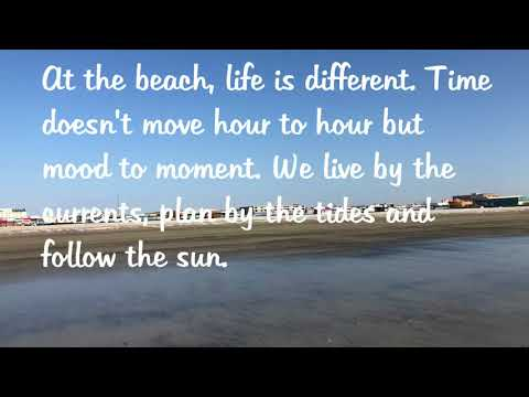 Beach quotes Wildwood