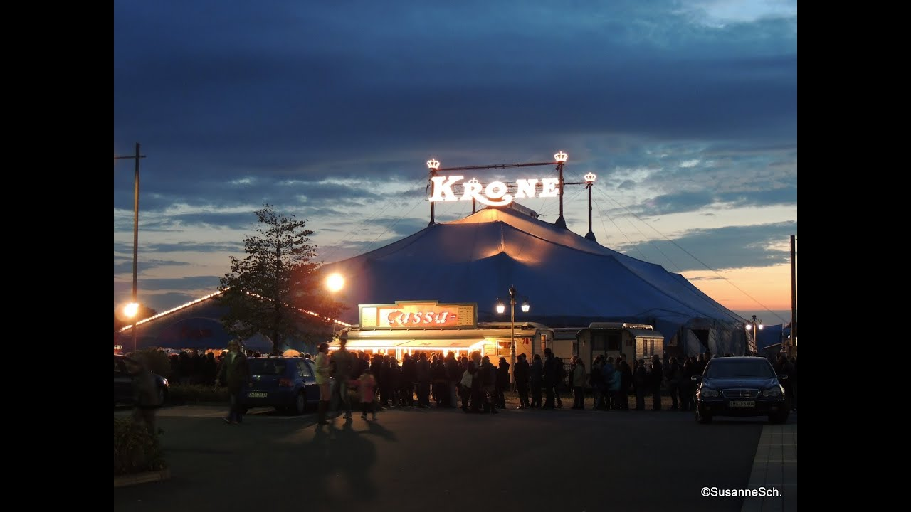 Circus Krone Cham
