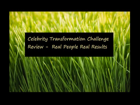 Thumbnail for 10 Day Celebrity Transformation Challenge Review