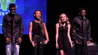 """2014 - Brave New Voices (Finals) - """"Shots Fired"""" by Los Angeles Team"""