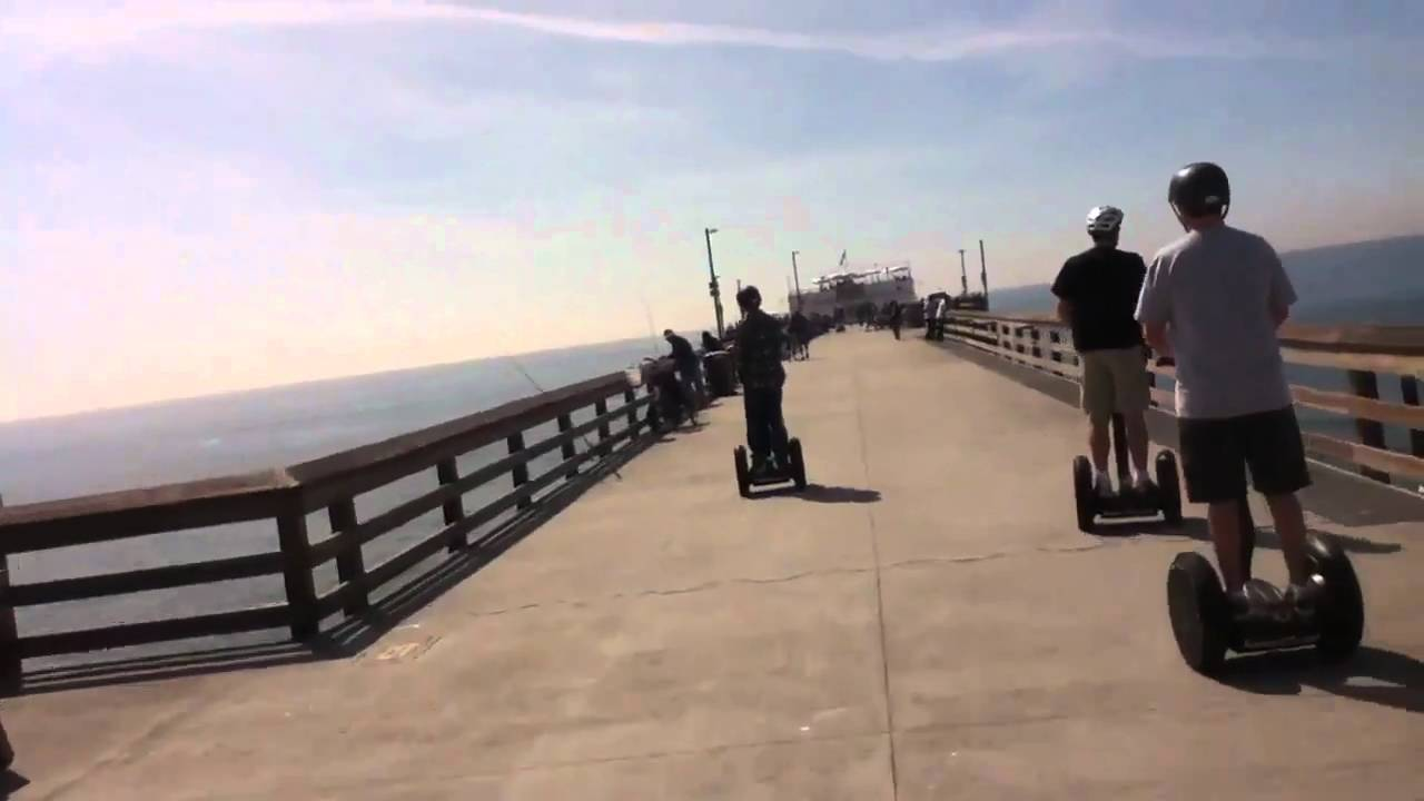 Segway Tour Of Newport Beach