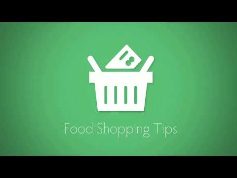 Food Shopping Tips