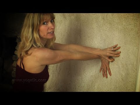 Yoga Exercises for Carpal Tunnel Syndrome