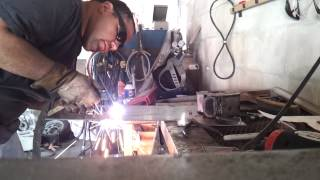 CT5200DX 3in1 combo tig, stick, plasma cutter