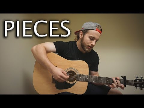 Pieces - Amanda Cook & Bethel | (Acoustic Cover by Zach Gonring)