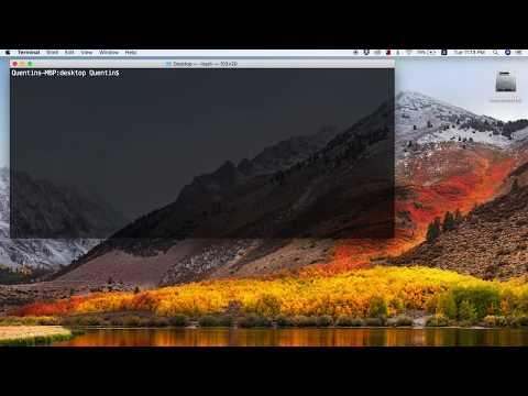 How To Use The Command Line On Mac