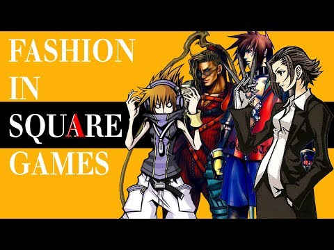 Fashion in Final Fantasy