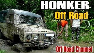 Honker Off-Road 4x4 Military Vehicles