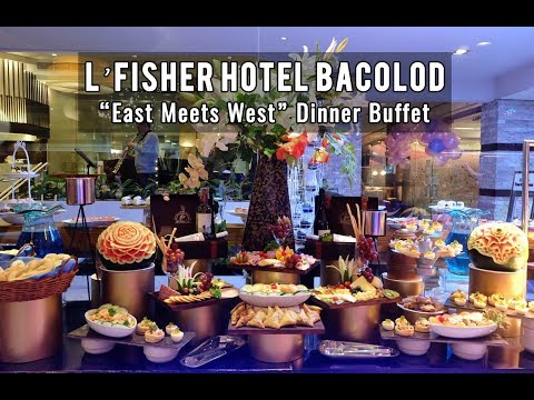 L'Fisher Hotel Bacolod Eat All You Can Dinner Buffet | THE BLUE INK