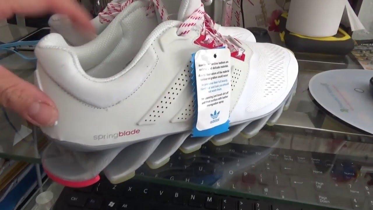 46f85d8e68b Adidas Springblade FAKES