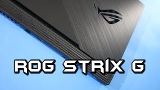 Asus ROG STRIX G Review - G531GT Gaming Laptop!
